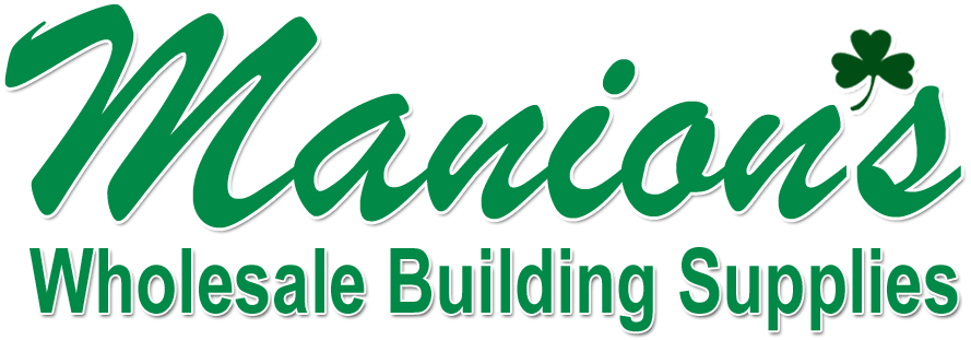 Manion's Wholesales Building Supplies logo