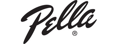 Pella Windows and Doors logo